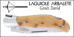 Hunting Laguiole knife