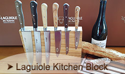 Laguiole Knives Block