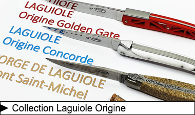 Collection laguiole Origine