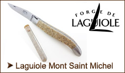 Laguiole knife Mont Saint Michel