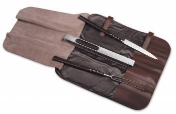 -Set Barbecue manches Wenge