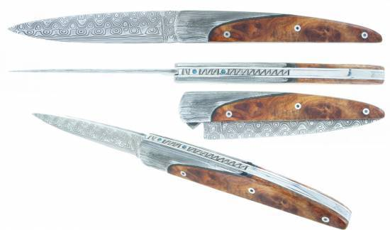 Coutellia Collection Knife (Arbalete)