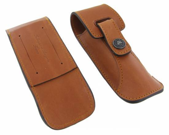leather case  for Laguiole HUNTING Backpacker knife Prestige Maya