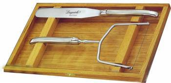 Laguiole Foie Gras Server Lyre (2 pieces - choose the handle)